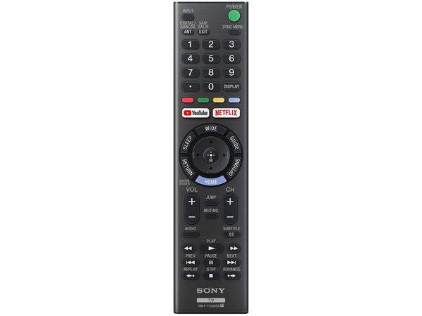 "Imagem de Smart TV 4K LED 55"" Sony KD-55X705F Wi-Fi HDR"