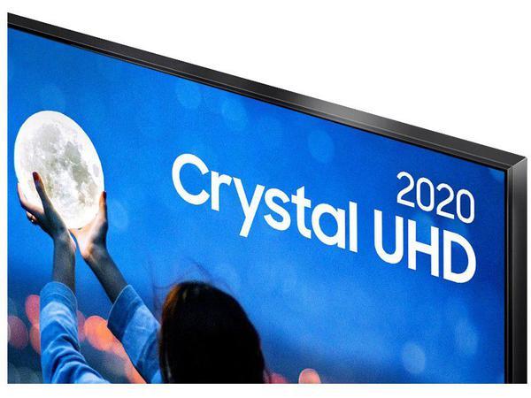 "Imagem de Smart TV Crystal UHD 4K LED 50"" Samsung - 50TU7000 Wi-Fi Bluetooth HDR 2 HDMI 1 USB"