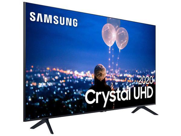 "Imagem de Smart TV Crystal UHD 4K LED 50"" Samsung - 50TU8000 Wi-Fi Bluetooth HDR 3 HDMI 2 USB"