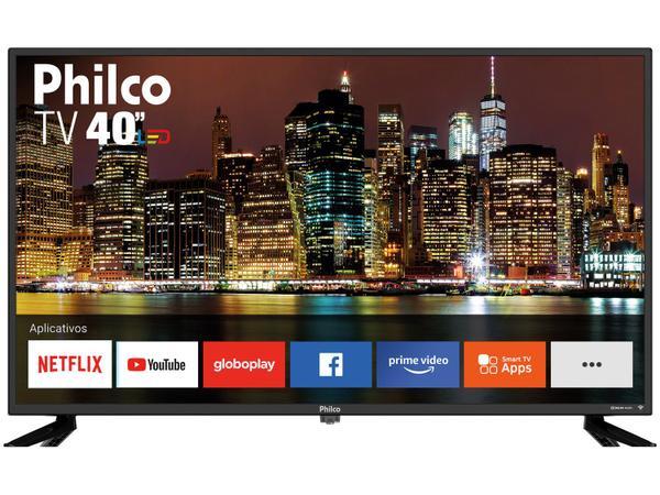"""Imagem de Smart TV Full HD D-LED 40"""" Philco PTV40M60SN"""