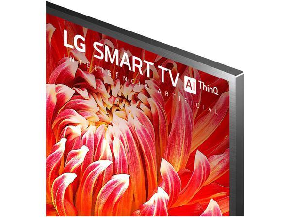 "Imagem de Smart TV LED 43"" LG 43LM6300PSB Full HD Wi-Fi - Inteligência Artificial 3 HDMI 2 USB"