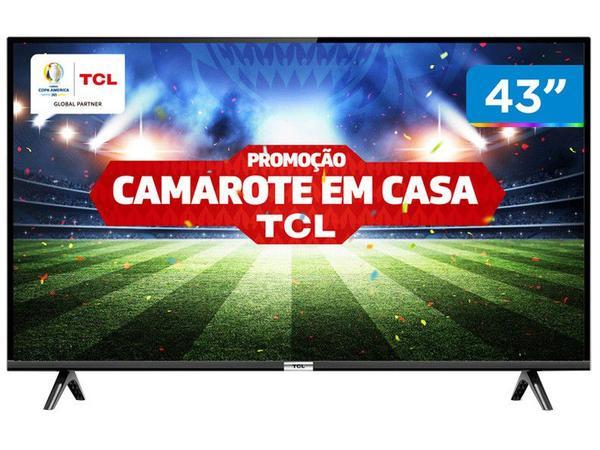 "Imagem de Smart TV LED 43"" TCL 43S6500 Full HD"