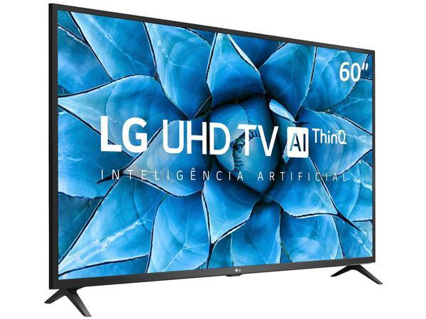 Imagem de Smart TV LED LG 60 UHD 4K 60UN7310PSA WiFi Bluetooth HDR Inteligência Artificial ThinQ AI