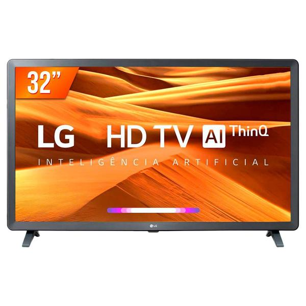 Imagem de Smart TV LED PRO 32'' HD LG 32LM 621 3 HDMI 2 USB Wi-fi Conversor Digital