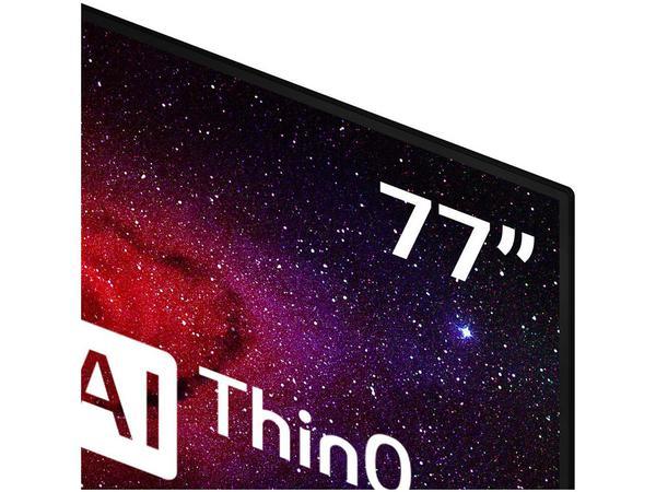 "Imagem de Smart TV Ultra HD 4K OLED IPS 77"" LG OLED77CXPSA"