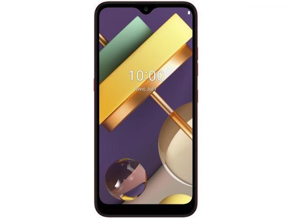 Imagem de Smartphone LG K22+ 64GB Red 4G Quad-Core 3GB RAM