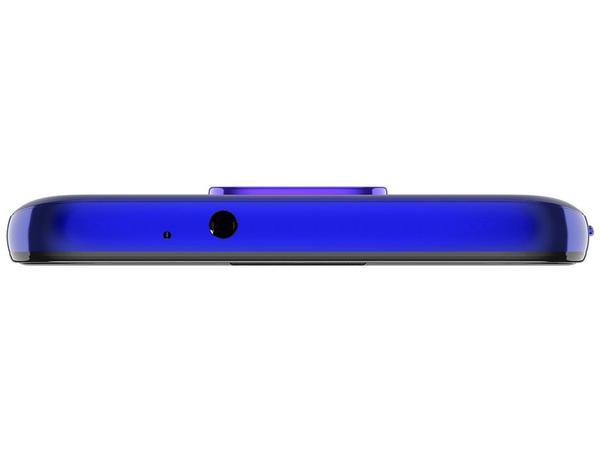 """Imagem de Smartphone Motorola Moto G9 Play 64GB Azul Safira - 4G Octa-Core 4GB RAM 6,5"""" Câm. Tripla + Selfie 8MP"""