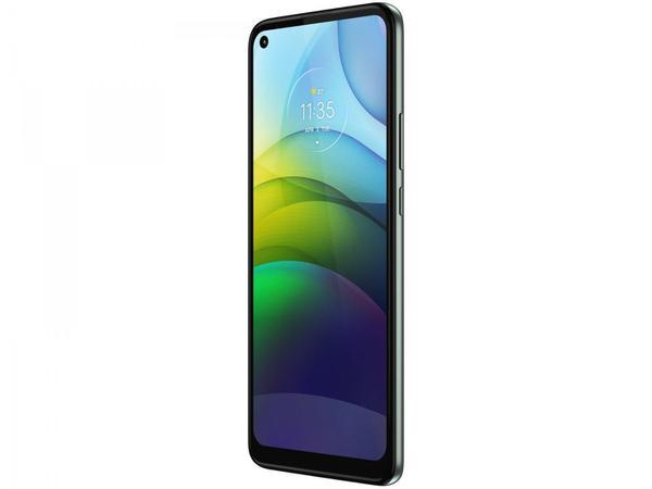 """Imagem de Smartphone Motorola Moto G9 Power 128GB - Verde Pacífico 4G 4GB RAM Tela 6,8"""" Câm. Tripla"""