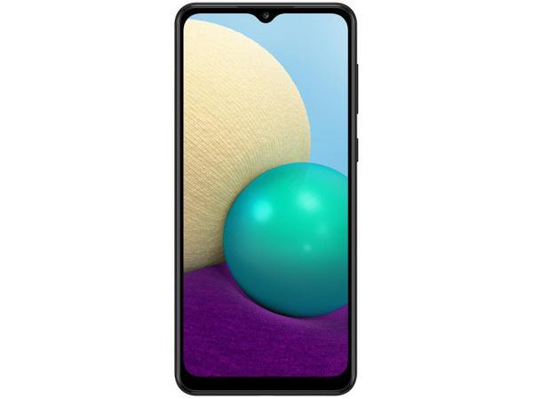 Imagem de Smartphone Samsung Galaxy A02 32GB Preto 4G