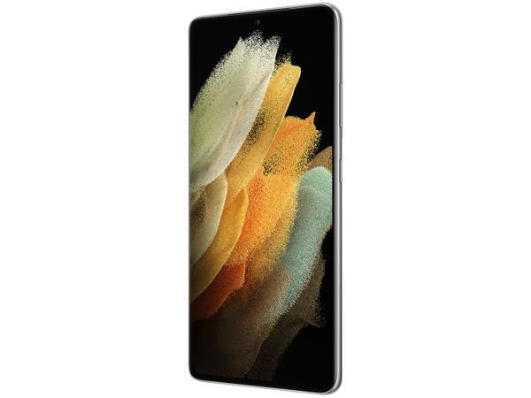 Imagem de Smartphone Samsung Galaxy S21 Ultra 256GB Prata 5G