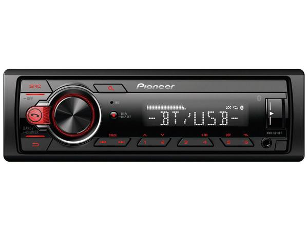 Imagem de Som Automotivo Pioneer MP3 Player Rádio AM/FM