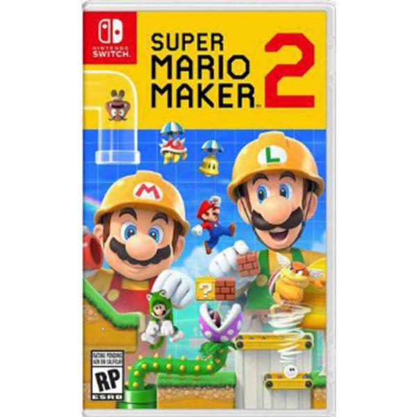 Imagem de Super Mario Maker 2 - Switch