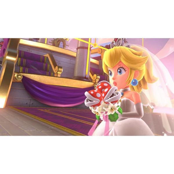 Imagem de Super Mario Odyssey - Switch