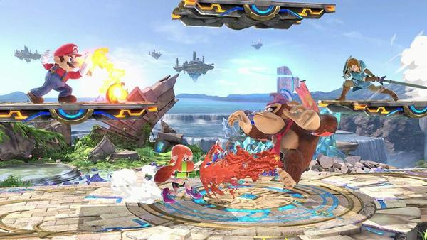 Imagem de Super Smash Bros. Ultimate - Switch