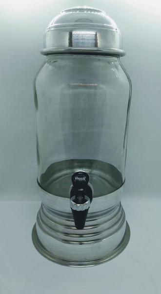 Imagem de Suqueira c/ Base e Tampa Aluminio Polido RD cap/3,25litros ,