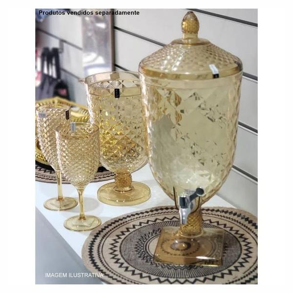 Imagem de Suqueira luxxor 5 litros amber cintilante paramount