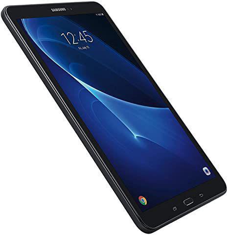"""Imagem de Tablet Samsung Galaxy A SM-T580 10.1"""" 16GB com 32GB microSD Card - Preto"""