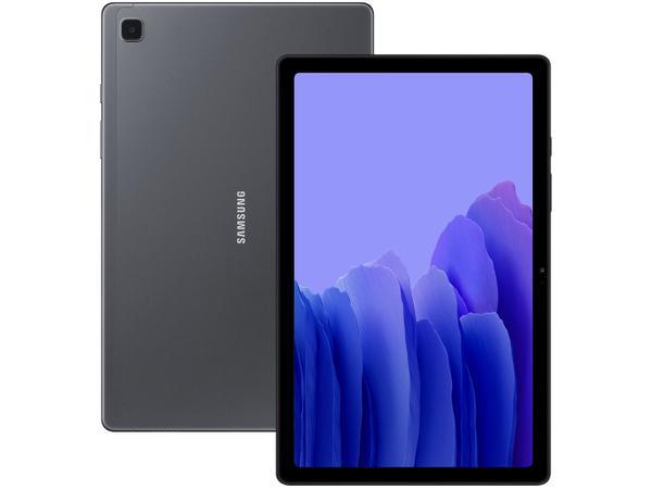 "Imagem de Tablet Samsung Galaxy Tab A7 10,4"" 4G Wi-Fi 64GB - Android Octa-Core Câm. 8MP + Selfie 5MP"
