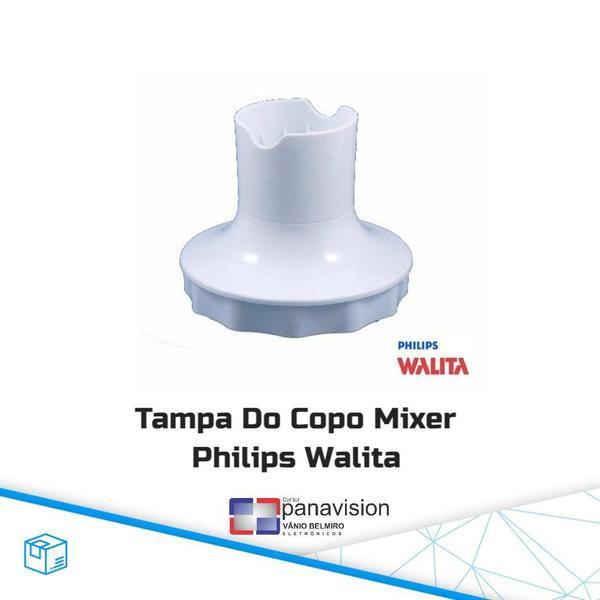 Imagem de Tampa Do Copo Mixer Philips Walita Ri1363 Ri1364 Br Original