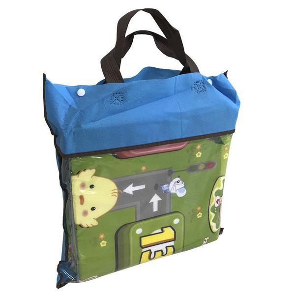 Imagem de Tapete Infantil Dobrável Térmico com Bolsa para Transporte 1,80X1,2metros