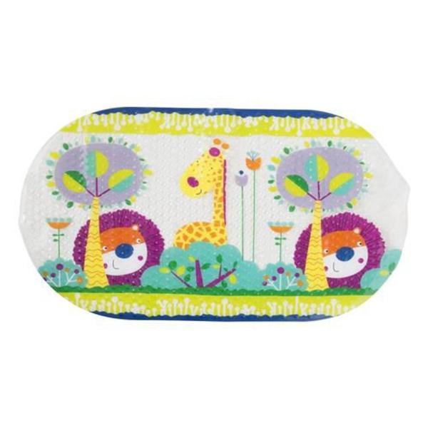 Imagem de Tapete Para Banho Infantil Safari Buba 70 Cm X 38 Cm