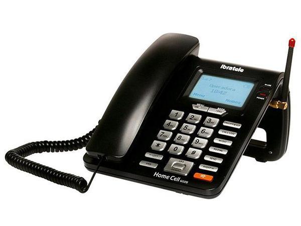 Imagem de Telefone Celular de Mesa Home Cell 6028