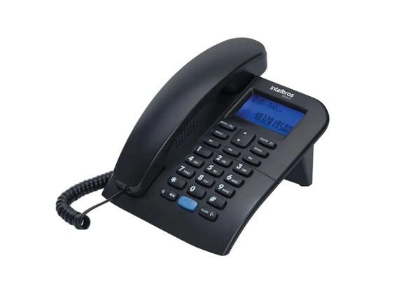 Imagem de Telefone com Fio Intelbras TC 60 ID Com Id Chamadas