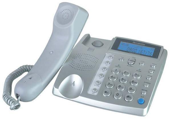 Imagem de Telefone com Identificador de Chamadas