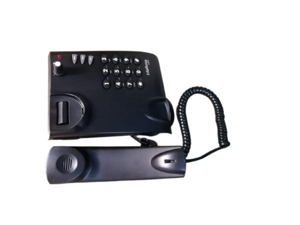 Imagem de Telefone Fixo Amplificado Pleno Preto