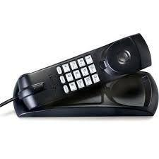 Imagem de Telefone Fixo Com Fio Gondola Tc 20 Preto Intelbras