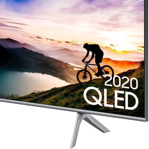 Imagem de TV 85 Polegadas Samsung Qled Smart 4k  Wifi Comando de Voz Qn85q70tagxzd