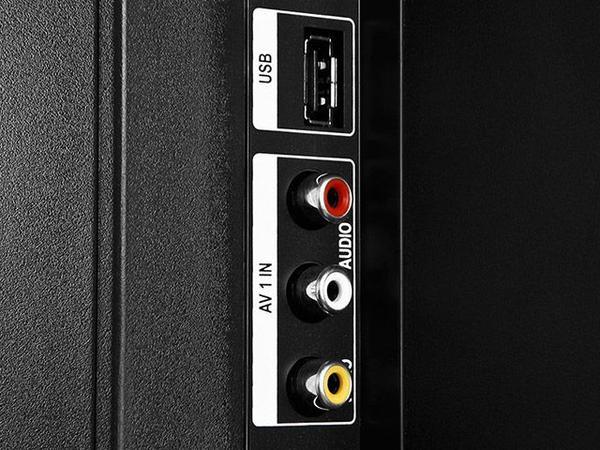 "Imagem de TV LCD 32"" H-Buster HDTV 720p HBTV-32D05HD"