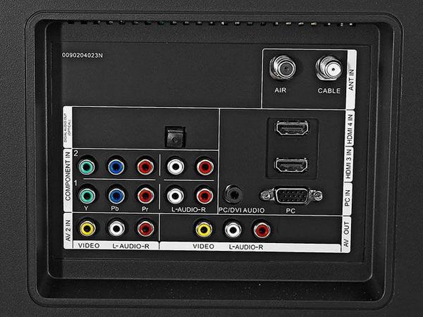 """Imagem de TV LCD 42"""" H-Buster Full HD 1080p HBTV-42DO3FD"""
