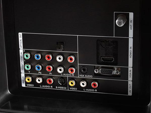 Imagem de TV LCD 42 Polegadas Full HD 1080p 3 HDMI