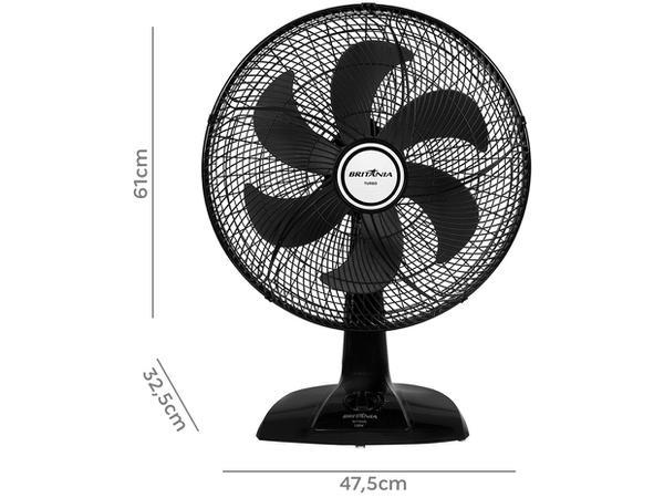 Imagem de Ventilador de Mesa Britânia BVT4000 40cm - 3 Velocidades