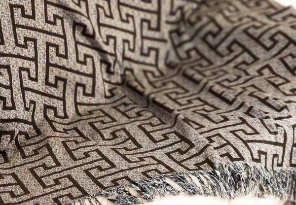 Imagem de Xale Manta Para Sofa Decorativo Com Franja 2 lugares 1,40 x 1,60