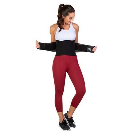 d0a5539f958a82 017 Masculina Cinta abdominal com fecho Velcro em tecido Flex Form 3D. -  Esbelt