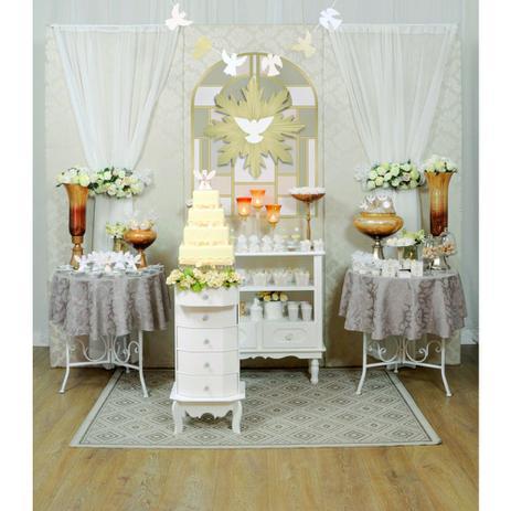 Imagem de 10 Kit Lembrancinhas Batismo Sortido G Decoração Festas