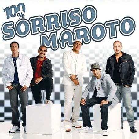 Imagem de 100 Sorriso Maroto - CD