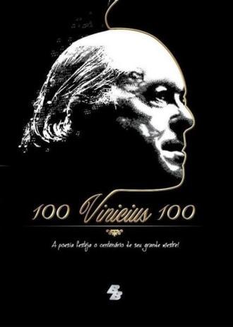 Imagem de 100 Vinicius 100. A Poesia Festeja O Centenario De Seu Grande Mestre - B&b editora
