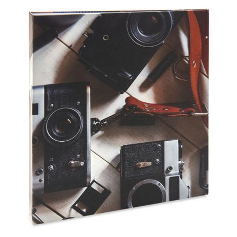 Imagem de 2 Álbuns de Fotos Autocolantes Ical Câmera