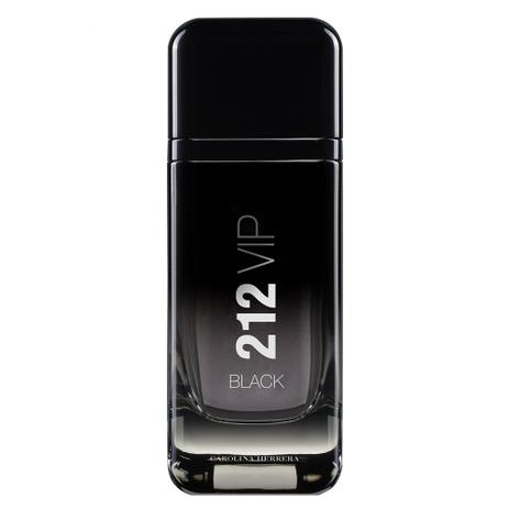db40c911aeef0 212 Vip Black Carolina Herrera - Perfume Masculino Eau de Parfum ...