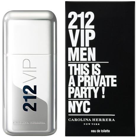 Imagem de 212 Vip Men By Carolina Herrera EDT 200 ml