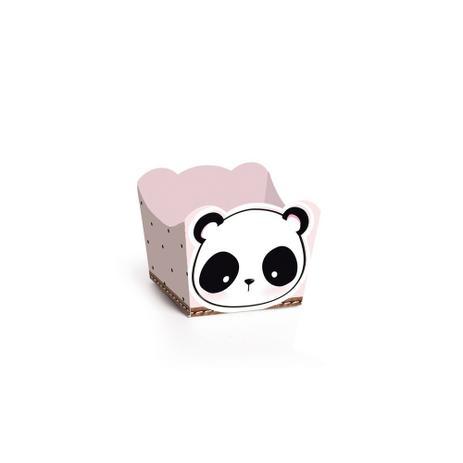 Imagem de 24 Forminhas P/Doce Decorada Panda