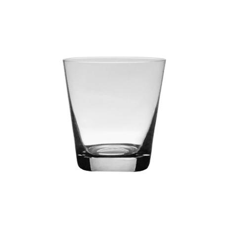 6 Copos De Cristal Para Whisky 330 ml Linha Jive Bohemia Cristal