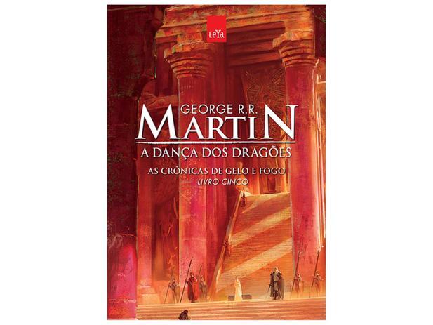 Imagem de A Dança dos Dragões