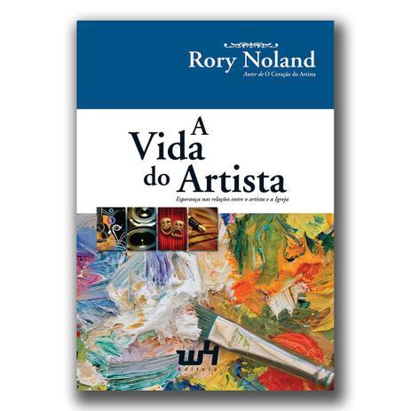 Imagem de A Vida do Artista - Esperança nas relações entre o artista e a igreja - Rory Noland