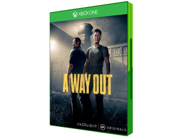A Way Out para Xbox One - EA