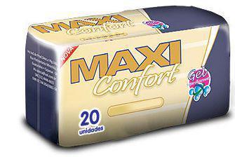 Imagem de Absorvente Geriátrico Maxi Confort U/20