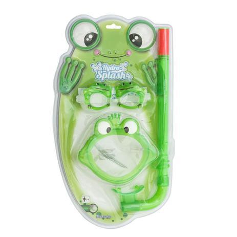 db8100f6a600f Acessórios de Praia e Piscina - Conjunto de Mergulho - Verde - Bestway - New  toys